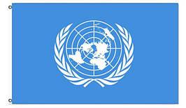 FOSTEX - Flag - 90x150cm - United Nations
