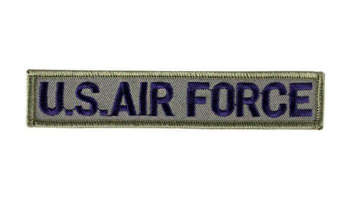 FOSTEX - 3D Patch - U.S. Air Force (Stripe) - Green - 442304-741