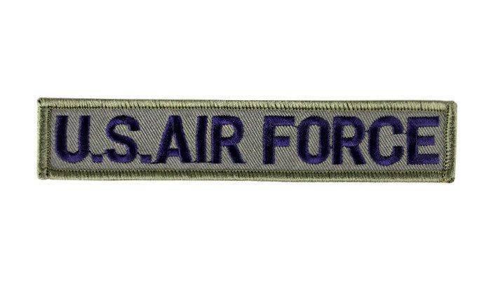 FOSTEX - 3D Patch - U.S. Air Force (Stripe) - Green - 442304-741, фото 2