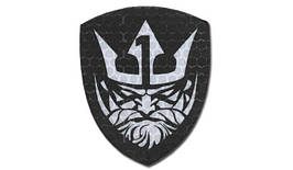 Combat-ID - Patch AFO Team Neptune One - Black - Gen I