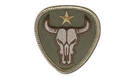 MIL-SPEC MONKEY - Morale Patch - Bull Skull - Multicam (для страйкбола)