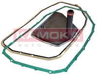 Фильтр АКПП Audi A4 03'->A6 04'->;A8 05'-10';VW PHEATON 02'-> (KAMOKA). F601301