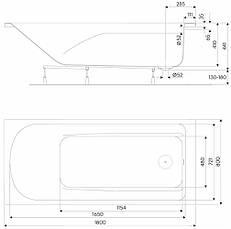 COMFORT ванна прямоугольная 180*80 см, с ножками SN7, фото 3