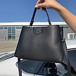 Женская сумка  черная (1070), фото 2
