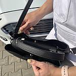 Женская сумка  черная (1070), фото 4