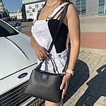 Женская сумка  черная (1070), фото 5