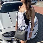 Женская сумка  черная (1070), фото 6