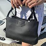Женская сумка  черная (1070), фото 8