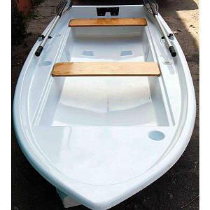 Лодка пластиковая Укркомпозит Муза, код: UK-01