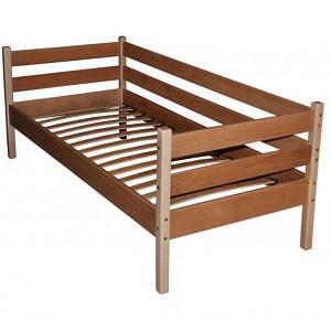 Кровать BabyGrai (бук), код: BG-K1