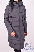 Пальто женское из плащевки  (color 10) KSA 9081 Размер:42
