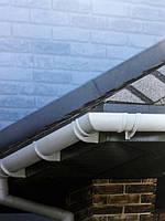 Желоб водосточной системы Polivent 125 мм 3 метра.