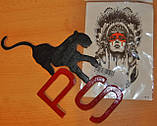 Сексуальное Флэш-Тату / наклейка на тело 15682, фото 2