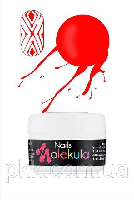 Гель Паутинка для дизайнов ногтей Nails MOLEKULA MATRIX GEL 5 ml