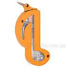Элитная зажигалка скрипичный ключ ZG215600, фото 6
