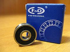 Підшипник F&D 626RS (6х19х6 мм)