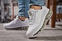 Кроссовки Nike Air Max женские белые 2835