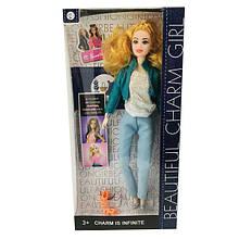 Кукла Barby Beautiful Charm Girl