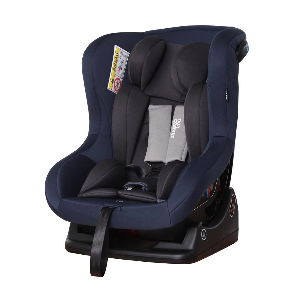 Автокресло детское TILLY Corvet T-521/2 Blue