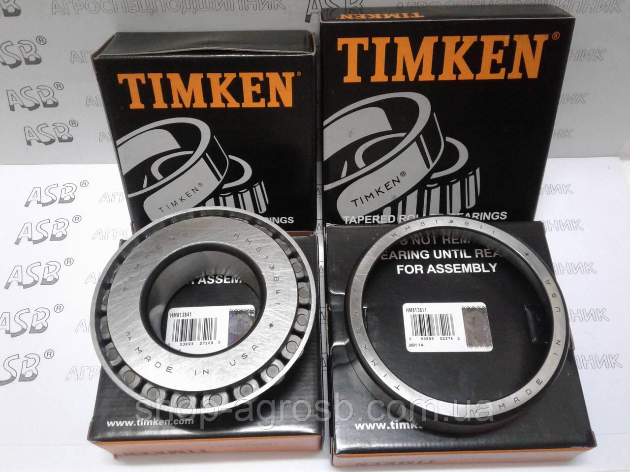 Подшипник TIMKEN HM813841/HM813811