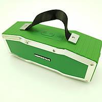 Портативная колонка HOPESTAR A9SE (GREEN), фото 1