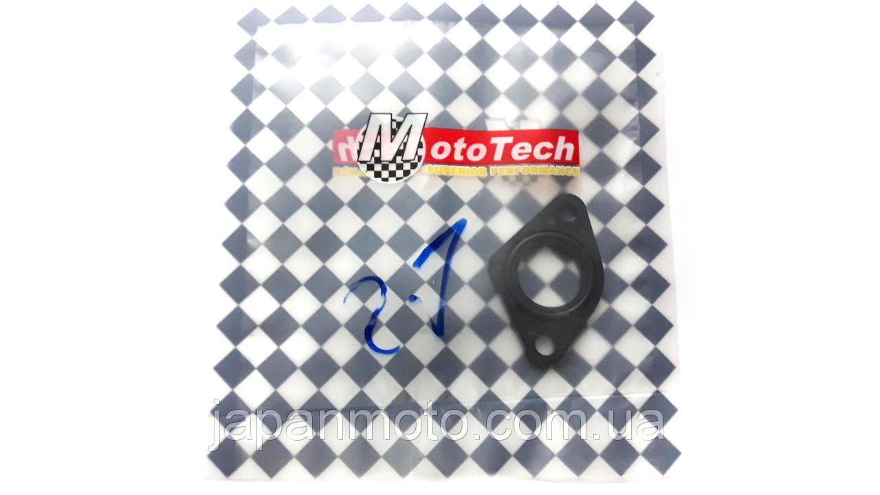 Прокладка карбюратора Honda DIO AF-27/28 (B228) MotoTech