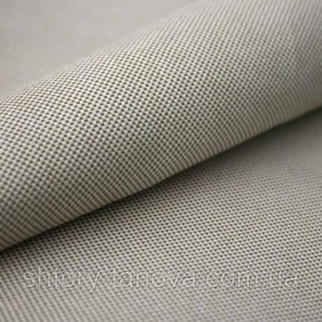 Уличная водоотталкивающая ткань Дралон однотонный светло-бежевый тефлон, гамак-ткань