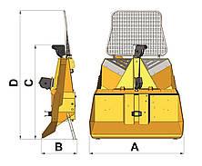 Механические лебедки М-серия - PREMIUM, фото 2