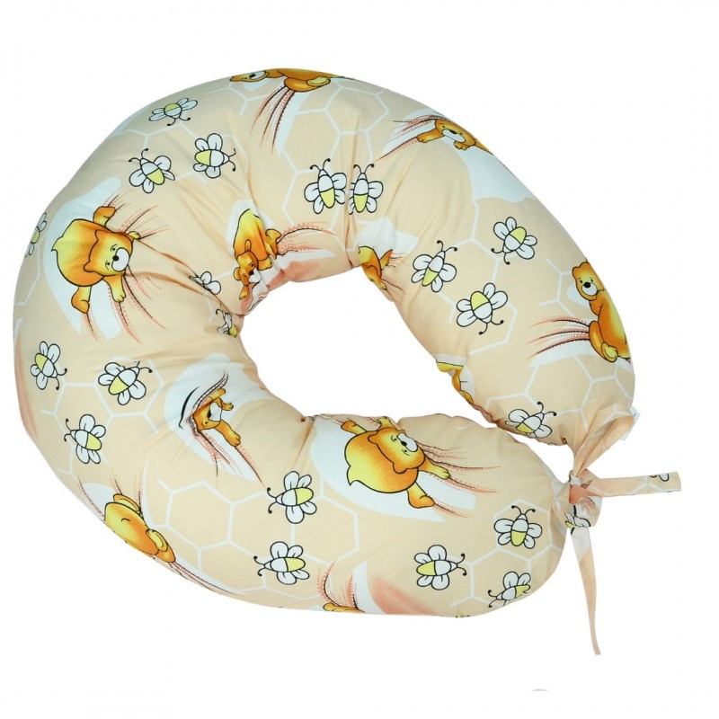 Подушка для кормления новорожденных и беременных Veres Soft 165х70
