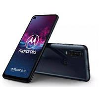 Смартфон Motorola One Action 4/128GB Black