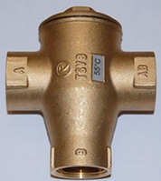 """Трехходовой смесительный клапан Regulus TSV5 (55°C) - 1 1/4"""""""
