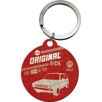 Брелок Nostalgic-Art VW Golf - The Original Ride (48004)