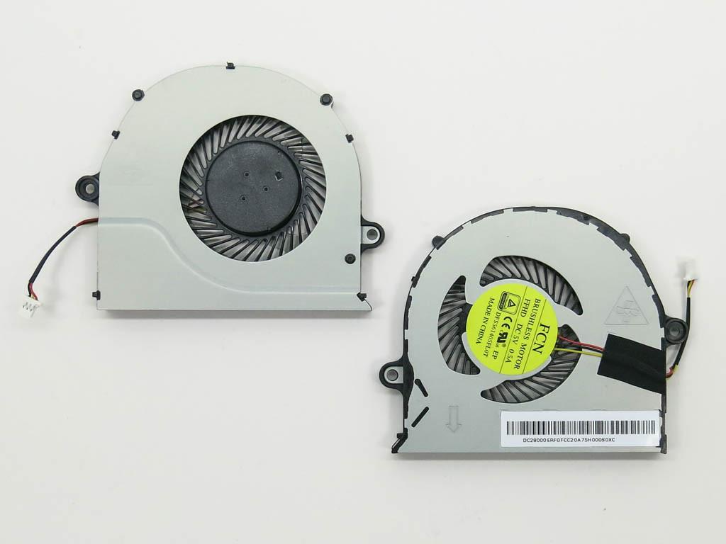 Вентилятор (кулер) для Acer Aspire E5-511G E5-521 E5-521G E5-523 E5-553 E5-531 E5-531G E5-532 E5-575 E5-774