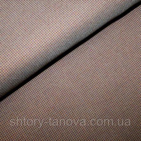 Дралон однотон. пурпурово-золотий тефлон