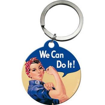 Брелок Nostalgic-Art We can do it (48007)