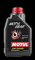 Трансмиссионное масло 75W-80 (1л.) MOTUL Motylgear   105782