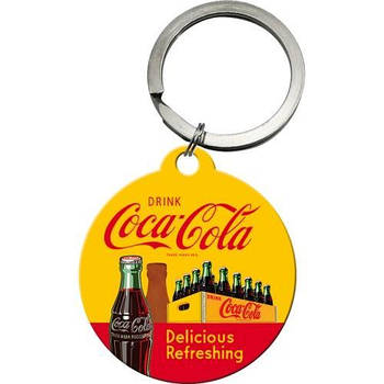 Брелок Nostalgic-Art Coca-Cola - In Bottle (48012)