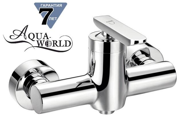 Смеситель для душевой кабины настенный Aqua-World СМ35Ц.14.1