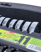 Набор ключей комбинированных с трещоткой 11 предметов,8-19 мм. Alloid НК-2081-11, фото 2