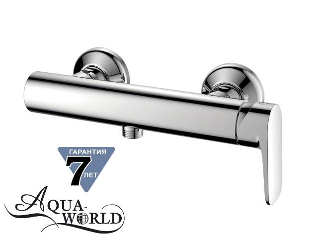 Смеситель для душевой кабины настенный Aqua-World СМ35Лн.14