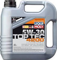 Автомобильное масло Liqui Moly 5W-30 Top Tec 4200 4л