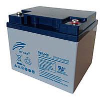 Акумуляторна батарея GEL RITAR DG12-40, 12V 40Ah, Q1