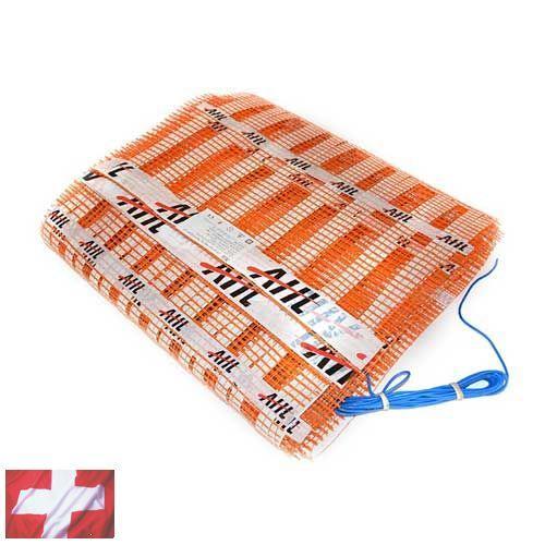 Теплый пол AHT (нагревательный мат 6,0 м Х 0,5 м (3,0 кв. м) ~150Вт/м²)
