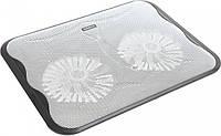 Подставка OMEGA Ice Cube Laptop Cooler Pad Black