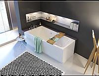 Акриловая ванна Kolo Split 170х90 асимметричная ванна, правая, центральный слив, фото 1