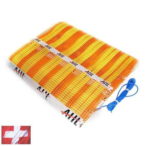 Теплый пол AHT (нагревательный мат 3,5 м Х 1,0 м (3,5 кв. м) ~150Вт/м²)