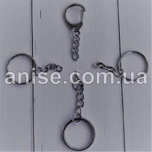 Заготовки для брелков, кольца для ключей, карабины для ключей / Основи для брелків, кільця для ключ