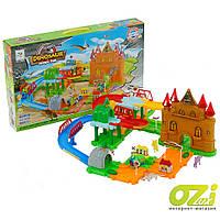 Детская железная дорога Qi Yue Парк Динозавров 2209