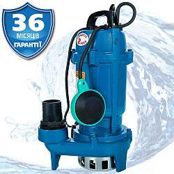 Насос дренажно-фекальний Vitals Aqua KC 1120f+ Наша Доставка!