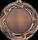 Медаль наградная 70мм. ME054, фото 3